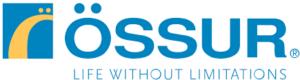 Ossur Logo - Peak Health and Performance Calgary