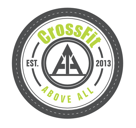 Crossfit Above All logo