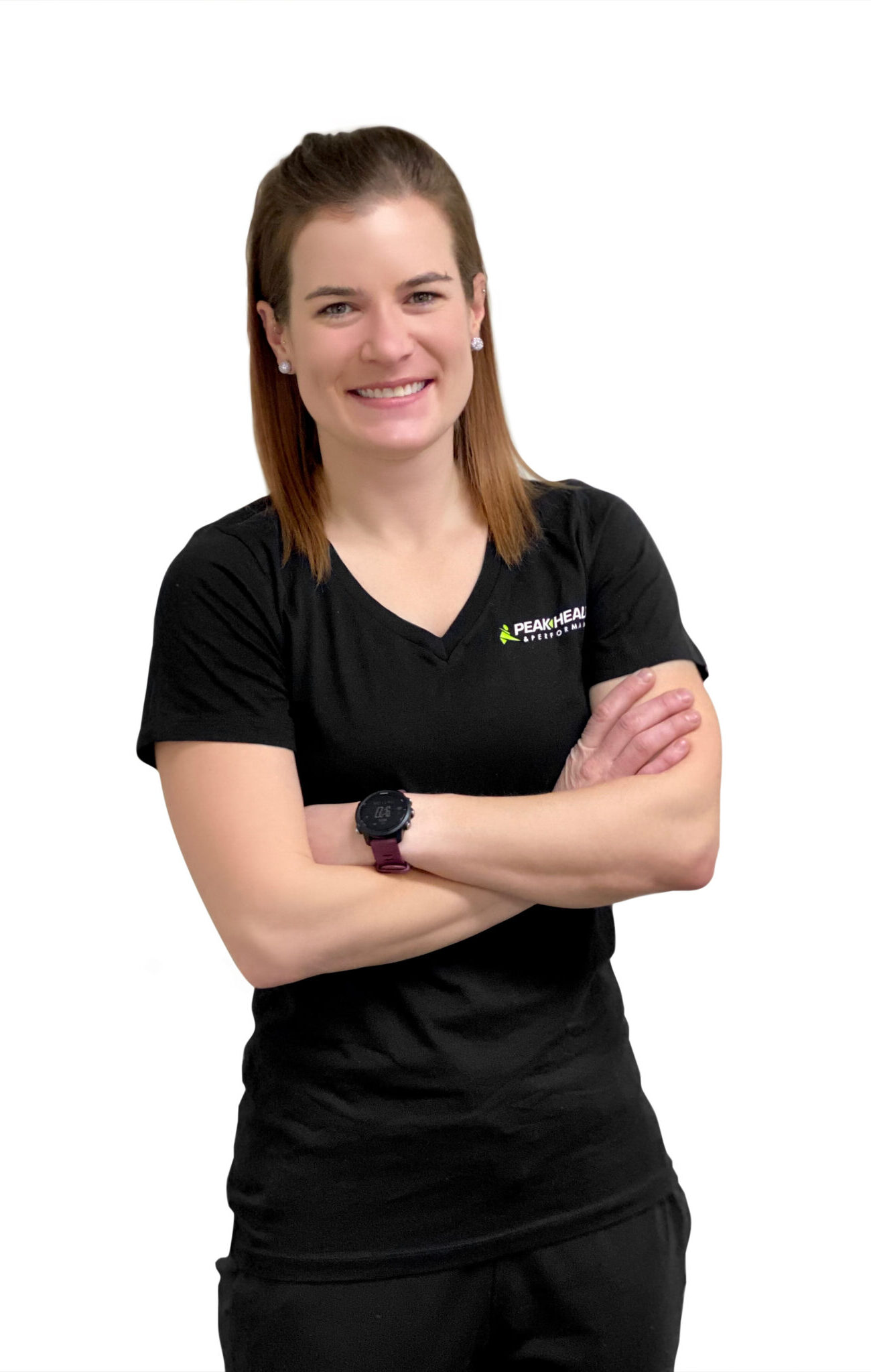 Erica Holmes Physiotherapist calgary